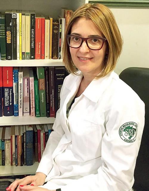 Adriana Bigarella Lemos: exercícios e a fotoproteção