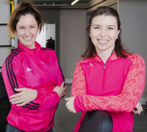 Gabriella Poisl e Elisandra Campos inauguram estúdio para cuidar da saúde com segurança